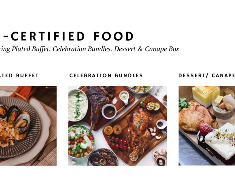 halal-certified food
